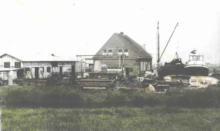 nieuw-beijerland-scheepswerf-beginjaren50